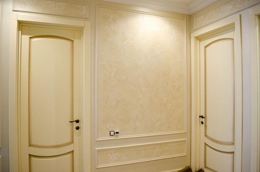 Отделка квартиры в ЖК Московский квартал