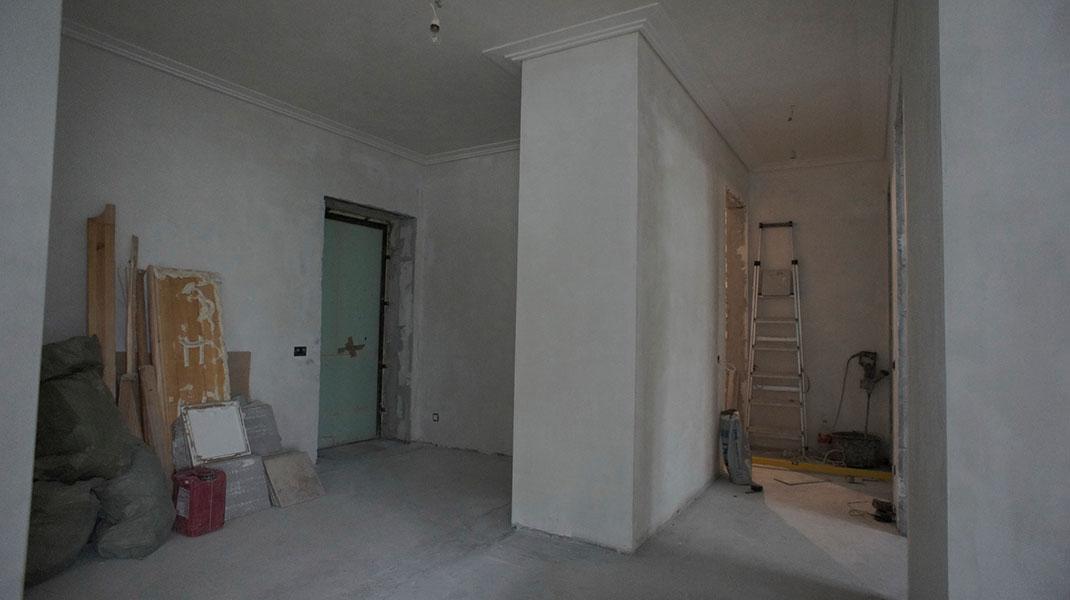 Отделка квартиры в ЖК Петровская Ривьера